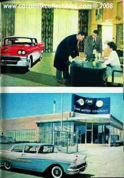 1960 Ford Times Magazine May