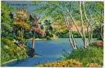 1944 Saugerties New York Postcard