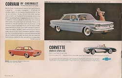 1960 Chevy Brochure