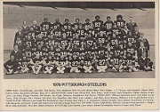 Pittsburgh Steelers Team Picture 1976