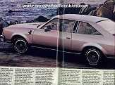 1979 Buick New Car Catalog