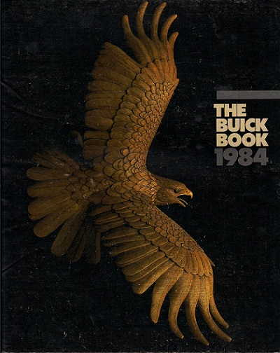 1984 Buick Book Large