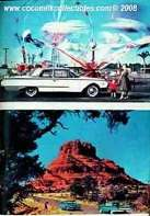1960 Ford Times Magazine July