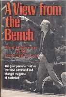 A View From the Bench Red Holzman 1980
