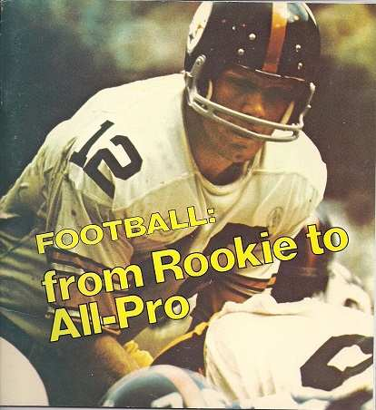 Football Rookie to All Pro 1973 Smith Book